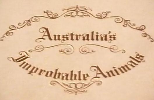 היצורים המדהימים של אוסטרליה