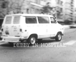 דבי בבית חולים
