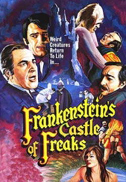 Frankenstein Castle of Freaks