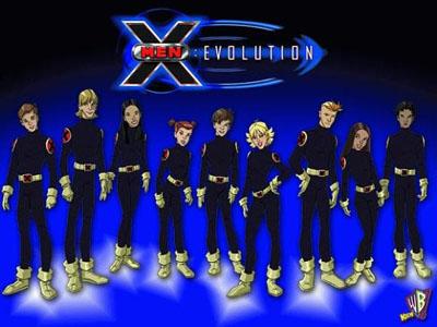 אקס-מן אבולושן
